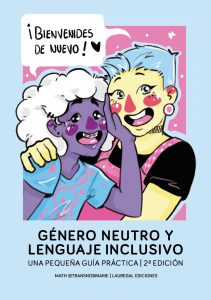 genero neutro y lenguaje inclusivo